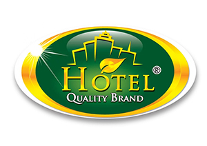 HOTEL quality brand logo