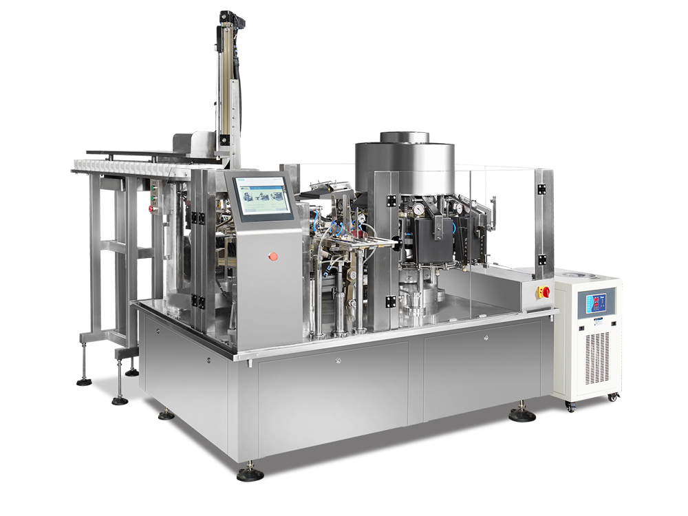 Vacuum packaging machine MRZK-120