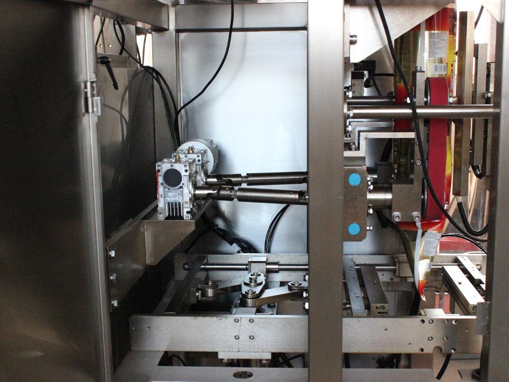 VFFS machine detail