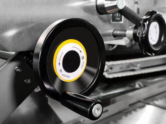 HFFS machine detail