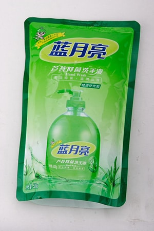 WASHING FLUID stand up pouch