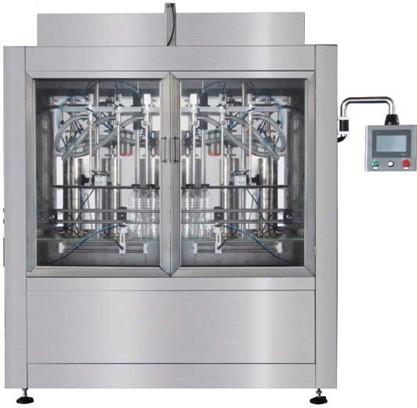 RJ-AF liquid filling machine
