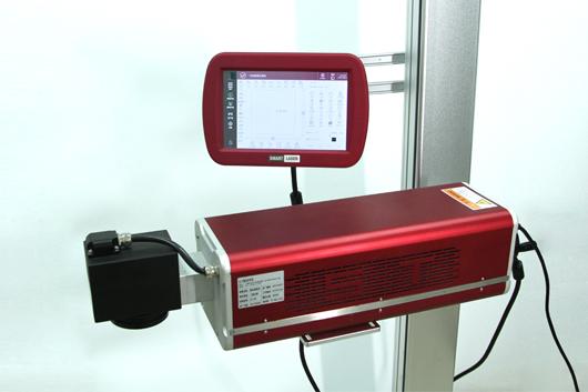 CO2 laser machine detail 1