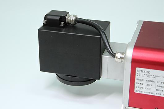 CO2 laser machine detail 7
